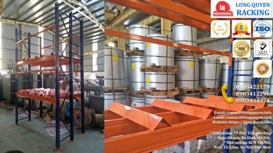 Kệ Phụ Tùng Thiết Bị Điện lắp tại công ty Biến Thế Hà Nội (4)