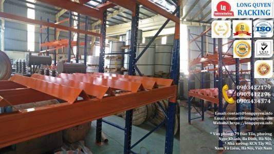 Kệ Phụ Tùng Thiết Bị Điện lắp tại công ty Biến Thế Hà Nội (8)