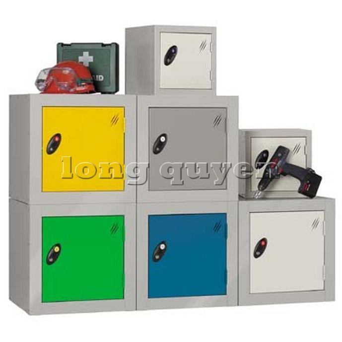 Tủ Locker 1268 Tủ Sắt Vuông Lắp Ráp (2)