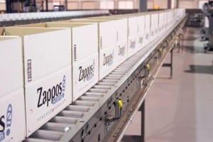 Zappo warehouse