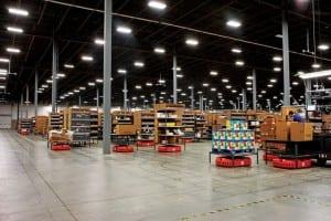 DIAPERS.COM warehouse