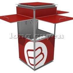 Kios bán hàng di động nhà lắp ghép (10)