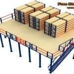 Phân loại các sàn tầng lửng lắp ráp