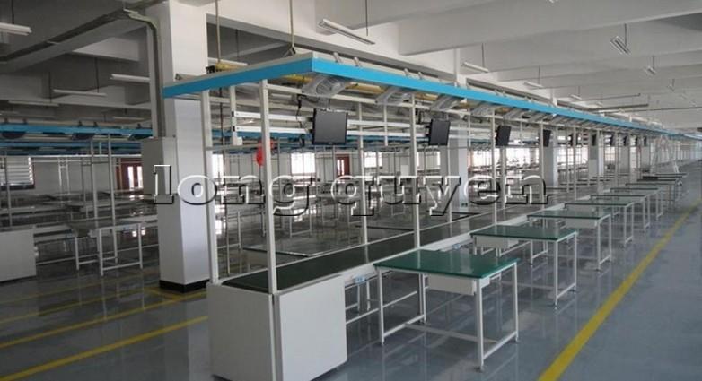 Hệ thống bàn sản xuất lắp ráp hàng điện tử và viễn thông 13