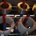 Kệ tay đỡ Cantilever để cuộn cáp và dây diện thiết kế rất lý tưởng để lưu trữ các hàng cuộn