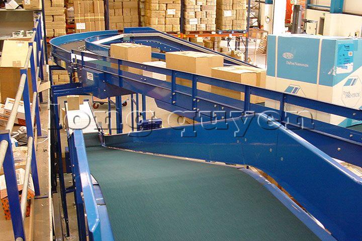 Băng chuyền băng tải dây đai công nghiệp (8)