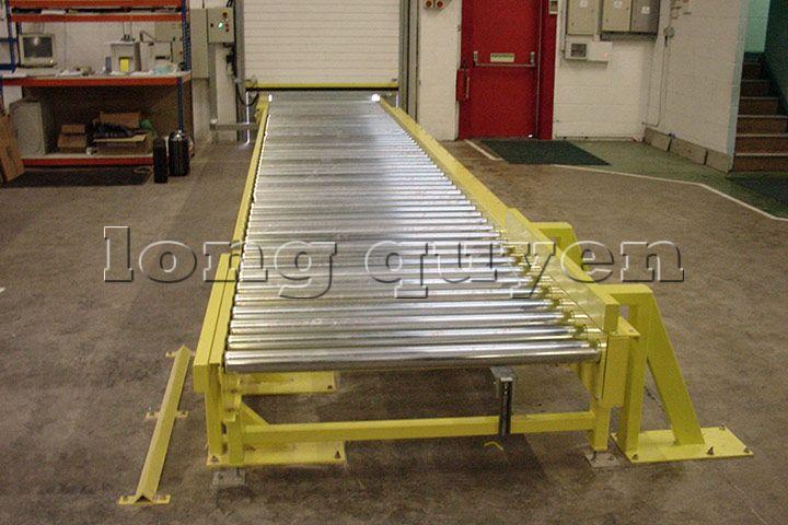 Băng chuyền băng tải pallet chứa hàng (9)