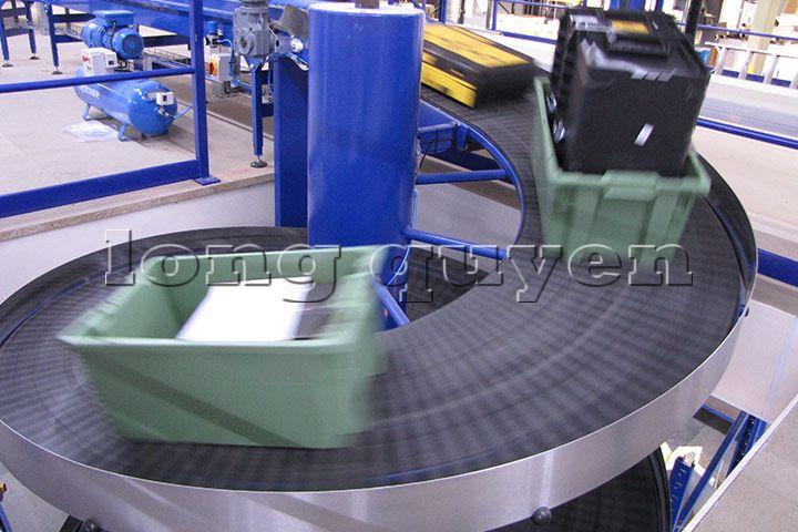 Băng tải băng chuyền con lăn công nghiệp vận thăng xoắn ốc (4)