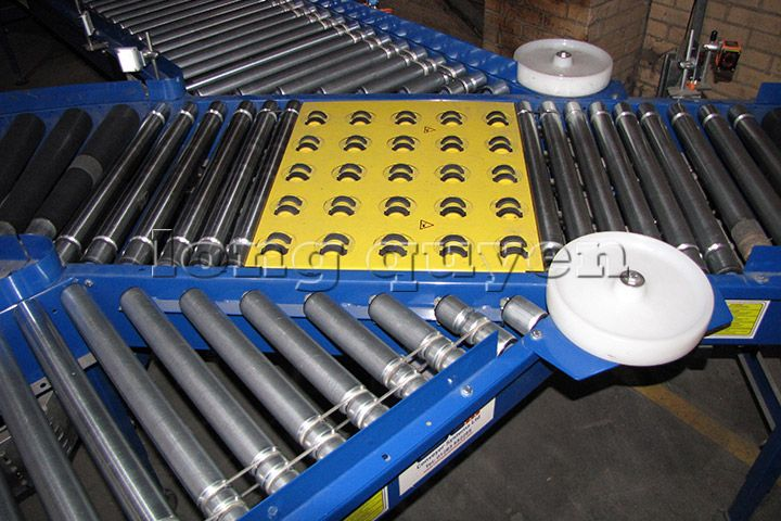 Băng tải công nghiệp băng tải phân làn Sortation Systems (4)