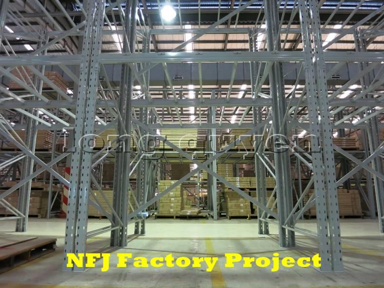 Giá kệ pallet giá kệ kho hàng lắp ráp tại nhà máy NFJ (2)