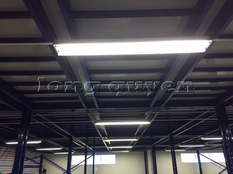 Lắp đặt sàn kho hàng tầng lửng mezzanine tại công ty Leprocon (5)