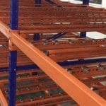 Giá kệ con lăn kệ dòng chảy giá kệ trôi lắp đặt tại công ty Sumi Việt Nhật