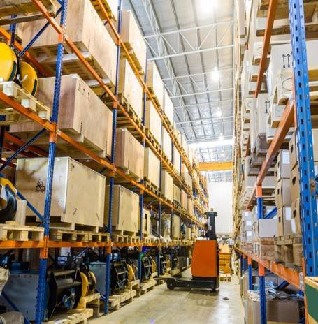 Kệ pallet kệ selective tải trọng nặng kệ kho hàng công nghiệp