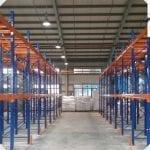Kệ chứa hàng Selective tại kho hàng công ty Cadivi Bắc Ninh
