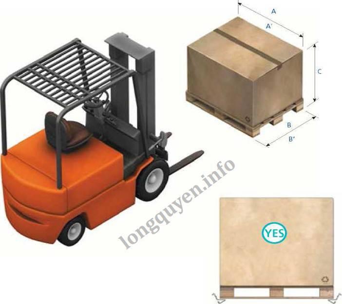 Pallet, kích thước và phân loại pallet trong lưu trữ hàng hóa 6