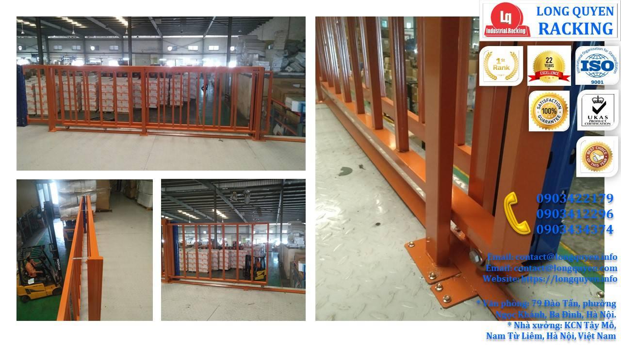 Tầng lửng gác xép sàn mezzanine công nghiệp công ty Ferroli (3)