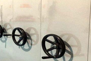 Kệ tủ trượt ray di động kệ lưu trữ lắp đặt tại tại công ty LWC