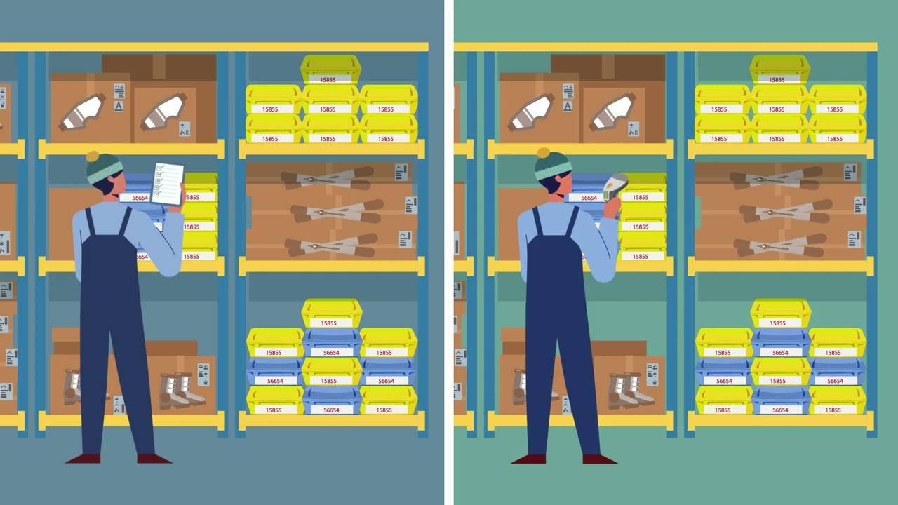6 KPI hàng tồn kho tiêu biểu cho doanh nghiệp sản xuất