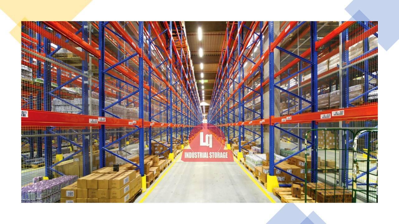 Bố trí nhà xưởng hiện đại theo tiêu chuẩn sản xuất quốc tế